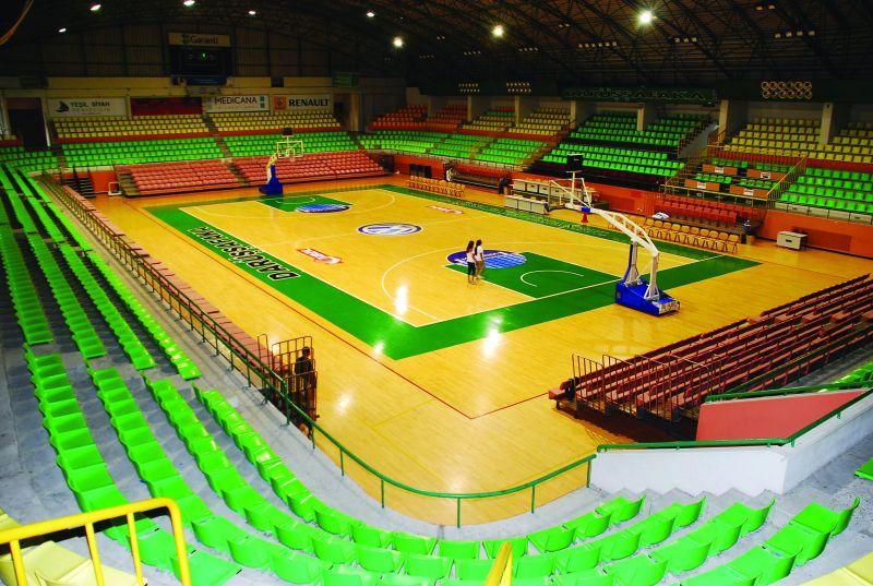 Ayhan Şahenk Spor Salonu