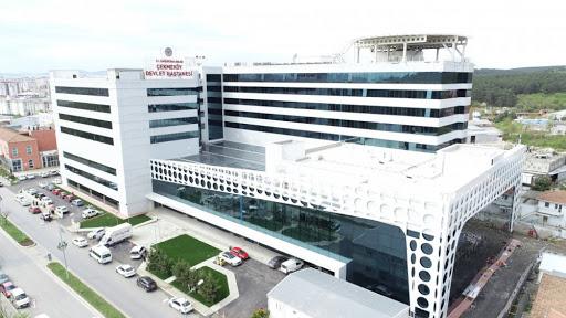 Çekmeköy Devlet Hastanesi