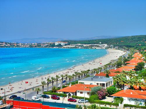 Çşeme Ilıca Plajı