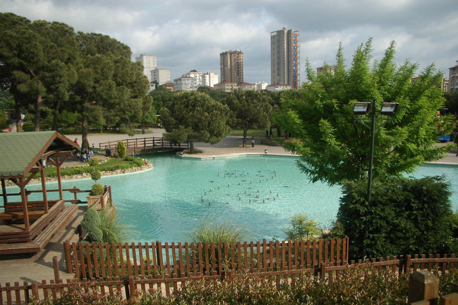 Göztepe Özgürlük Parkı