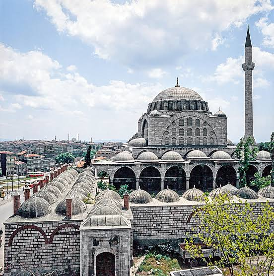 Mihrimah Sultan Camii Edirnekapı