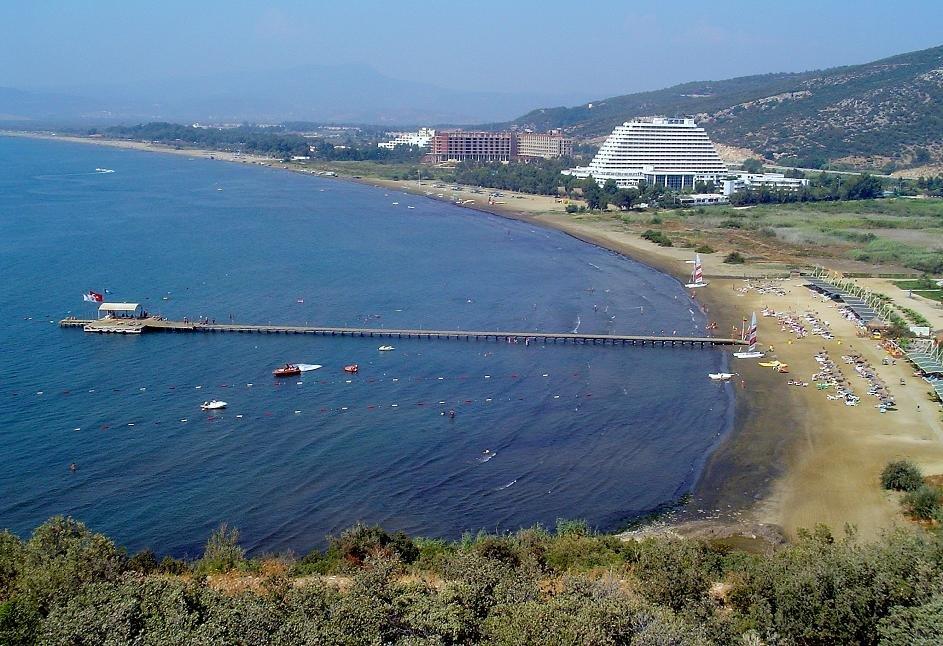 Pamucak Plajı