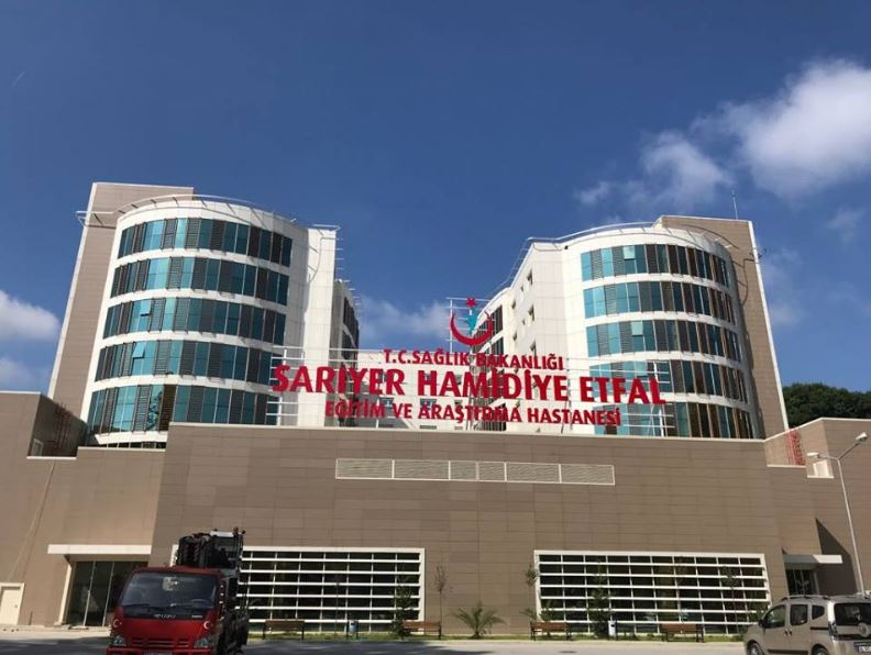 Sarıyer Hamidiye Etfal Hastanesi