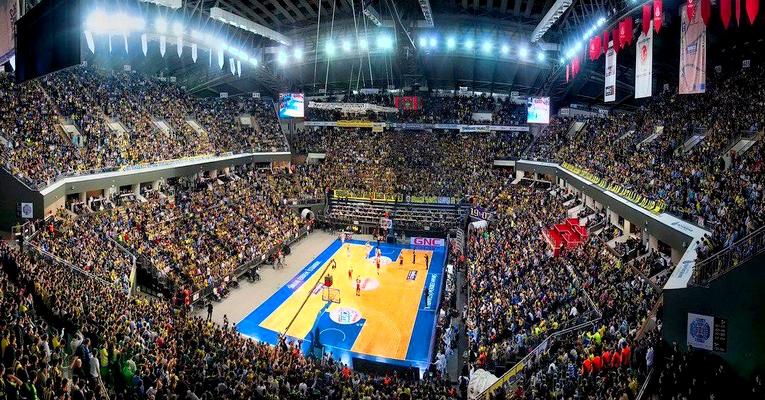Sinan Erdem Spor Salonu