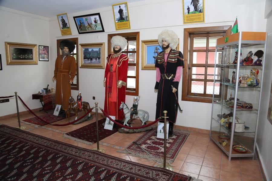 Türk Dünyası Kültür Mahallesi