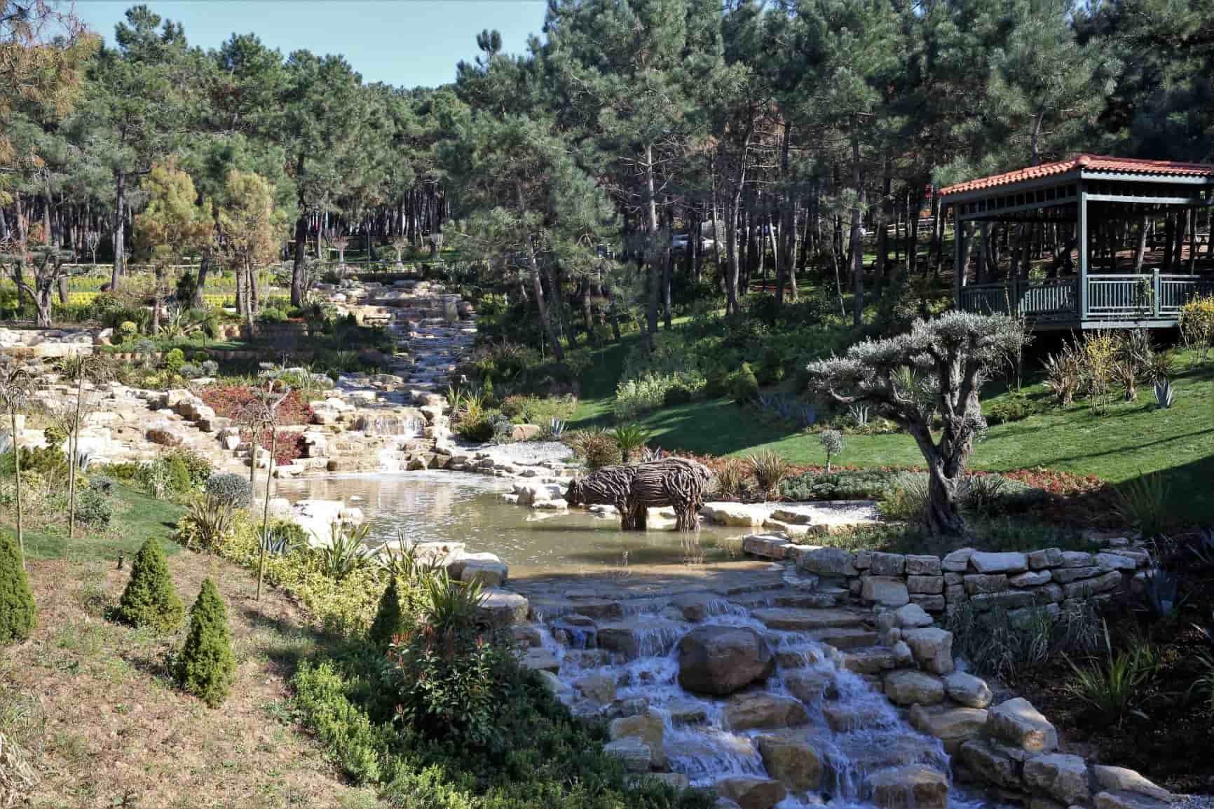 ümraniye millet bahçesi