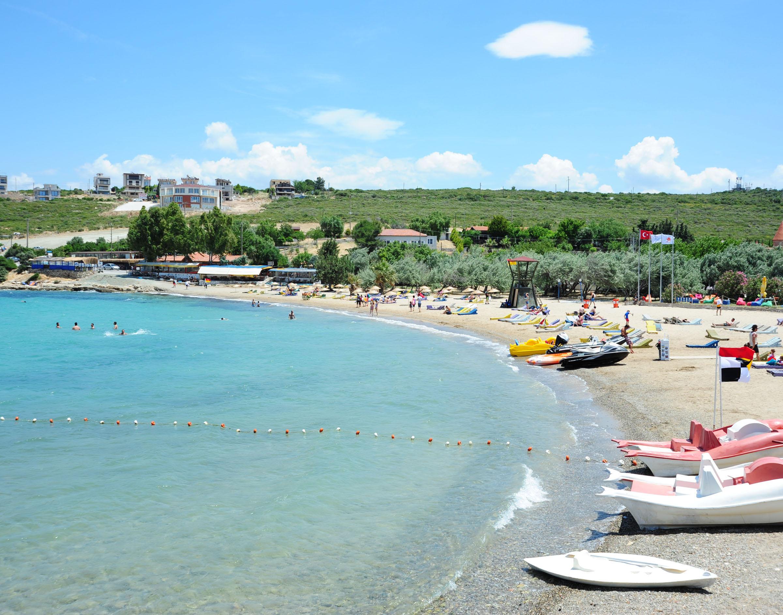 Yassıcaada Halk Plajı